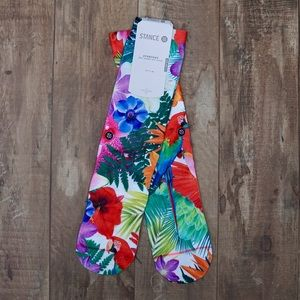 Stance Women's Floral Crew Socks